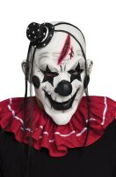 Horror Clown Adult Mask