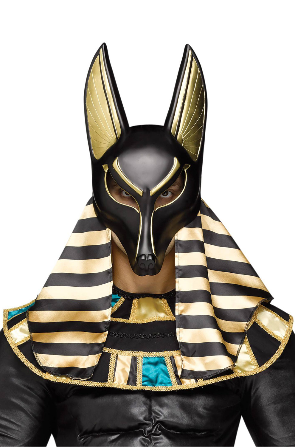 the head of anubis If you live egyptian mythology and want ancient egyptian themed decorations in your home, make an anubis head decoration with paper mache anubis was the ancient egyptian god of the dead, who watched over the mummification process and weighed the heart of the dead on a scale.
