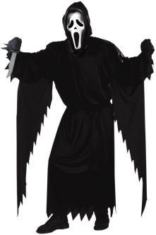 Taylor Swift Reputation Tour Costume Ideas Ghost Face Adult Costume