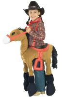 Ride a Pony Child Costume (Brown)