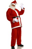 Simply Santa Adult Costume (XL)