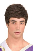Caesar Adult Wig (Brown)