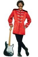 British Explosion Adult Costume (Red)