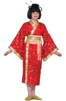 Madame Butterfly Child Costume (M)