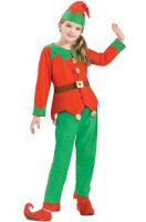 Simply Elf Child Costume