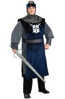 Knight of the Round Table Plus Size Costume