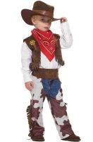 Cowboy Kid Child Costume (S)