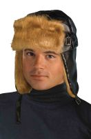 Furry Aviator Hat