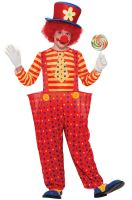 Hoopy the Clown Child Costume (M)