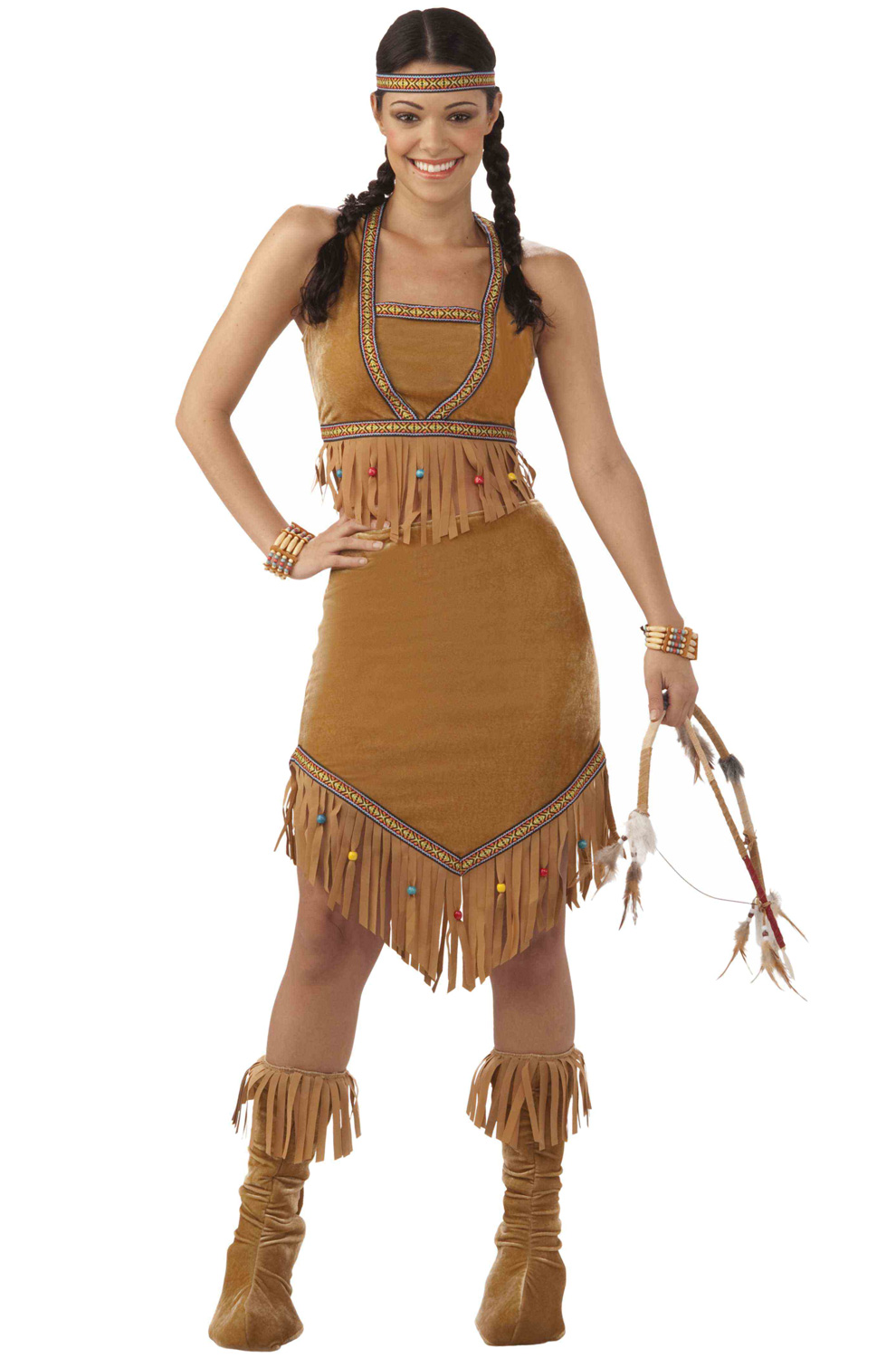 Native american adult costume sorry