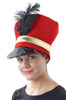 Toy Soldier Hat Accessory