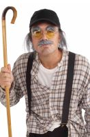 Old Grandpa Adult Costume Kit