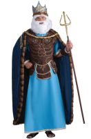 King Neptune Adult Costume