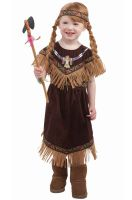 Native American Princess Toddler Costume