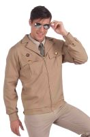 Fighter Jet Pilot Jacket Adult Costume (XL)