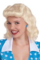 40's Lady Wig (Blonde)