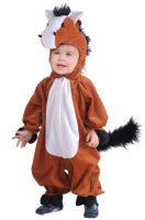Plush Horse Toddler Costume