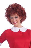 Annie Adult Costume Wig