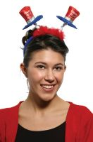 Uncle Sam Hat Headband