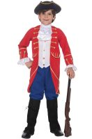 Founding Father Child Costume (M)