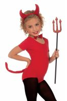 Child Devil Costume Kit
