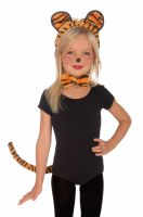 Child Tiger Costume Kit