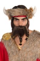 Viking Warrior Beard (Brown)