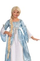 Princess of the Tower Child Costume Wig