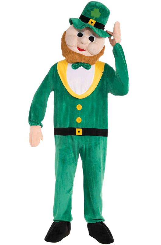 New Mascot Costume - Leprechaun