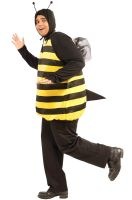 Bumble Bee Adult Costume (XL)