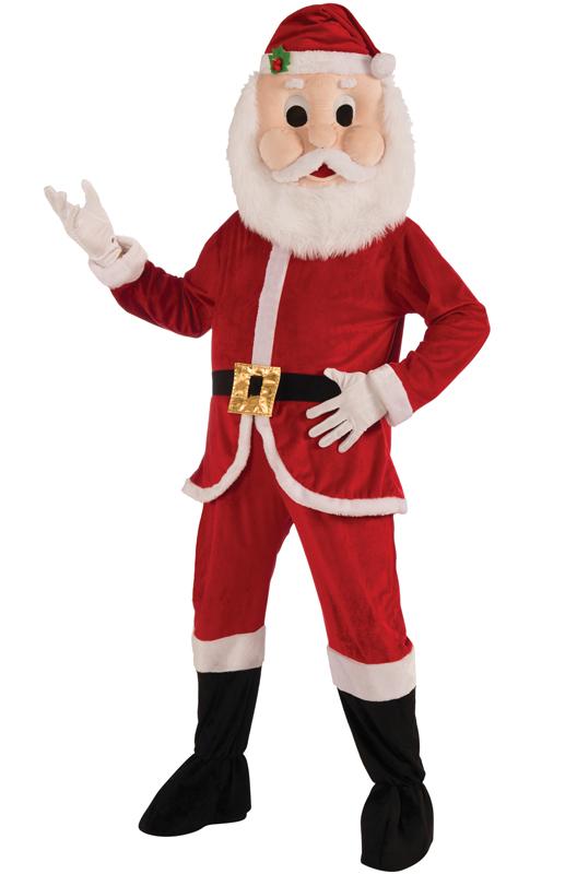 New Mascot Costume - Santa Claus