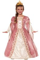 Victorian Rose Child Costume (Medium)