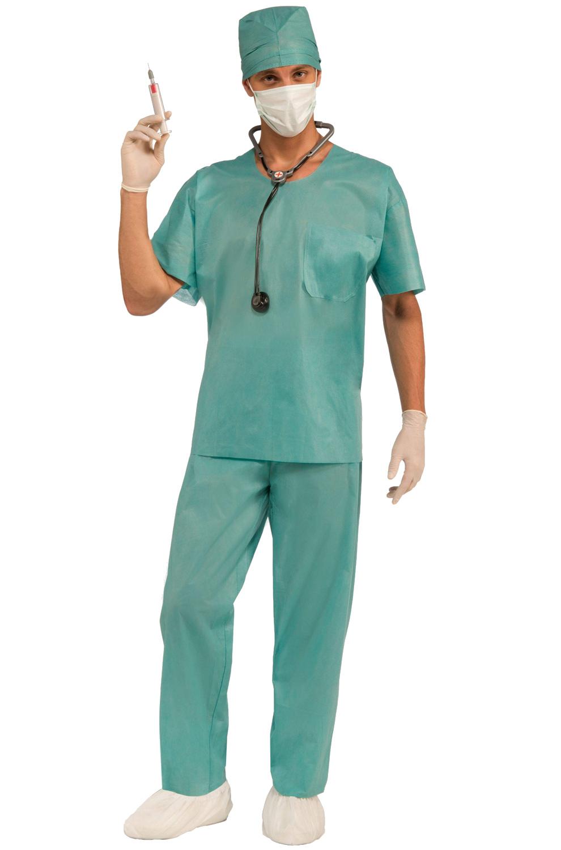 Emergency Room Surgeon Description