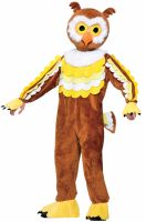 Give-A-Hoot Owl Adult Costume