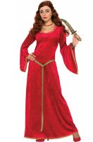 Ruby Sorceress Adult Costume