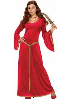 Expensive vs Affordable Costumes Ruby Sorceress Adult Costume