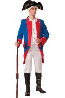 Deluxe Colonial General Adult Costume
