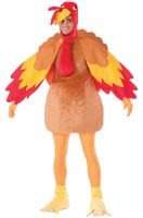 Gobbles the Turkey Adult Costume