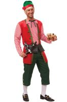 Toy Maker Elf Adult Costume