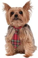 Christmas Dog Necktie