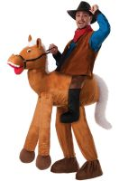 Ride-A-Horse Adult Costume
