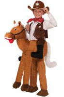 Ride-A-Horse Child Costume