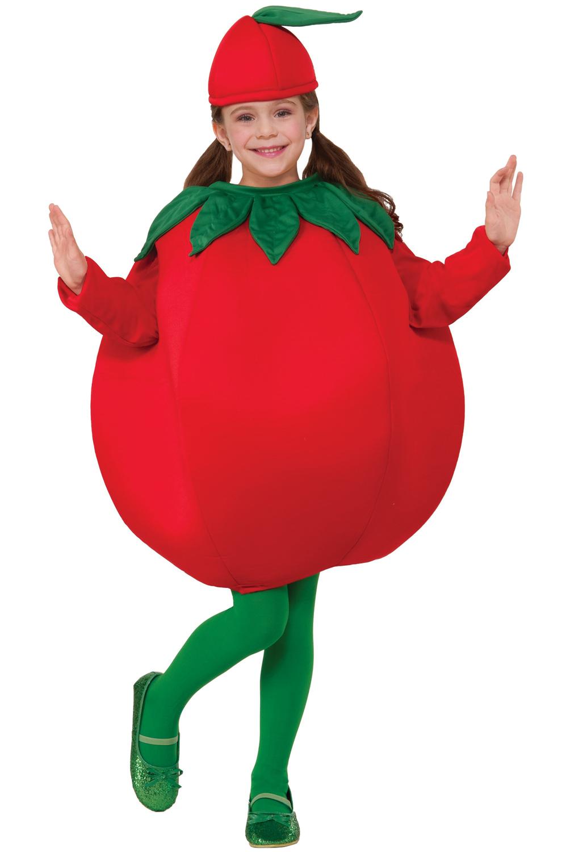Tomato Child Costume Purecostumes Com