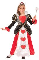 Sweetheart Queen Child Costume (L)