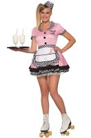 50's Trixie Sue Adult Costume (M/L)