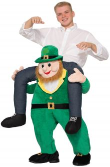 Once Upon A Leprechaun Adult Costume
