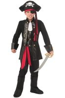 Seven Seas Pirate Child Costume (S)