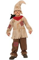 Scarecrow Child Costume (M)