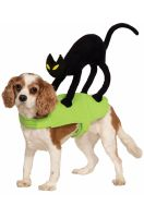 Cat on My Back Doggie Pet Costume (Medium)