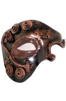 Steampunk Fallen Phantom (Bronze)